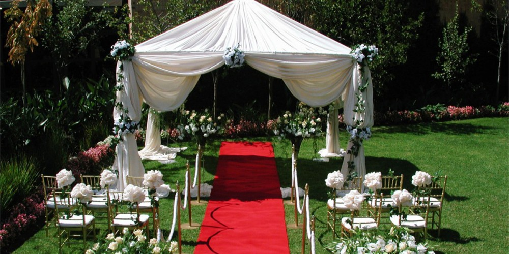 Wedding in the Outdoors